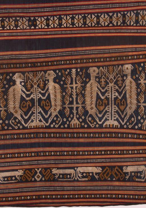 Sumba lau cloth