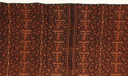 shoulder cloth close up