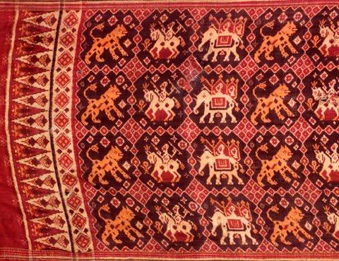 Patola trade cloth